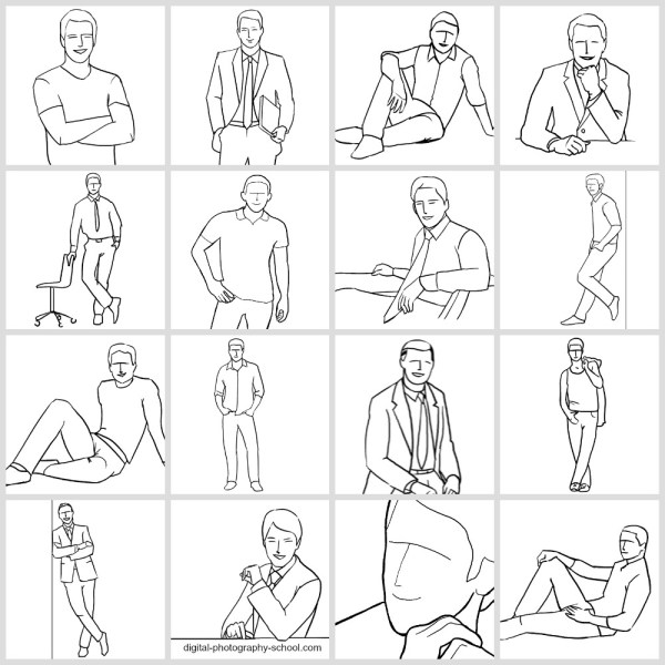 Image result for the best poses for a photoshoot