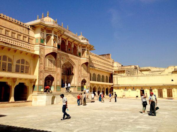 Image: Amber Fort, Jaipur, India