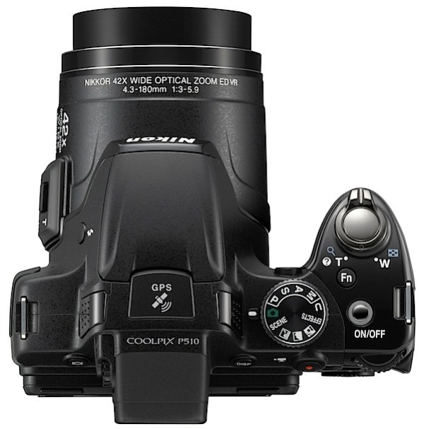 Nikon Coolpix P510-top.jpg