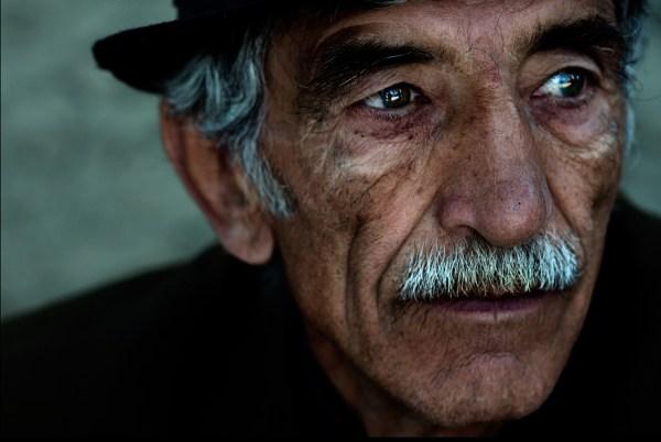 Image: Tajik man, Tajikistan :: 85 mm. fstop 3.2, 1\\100