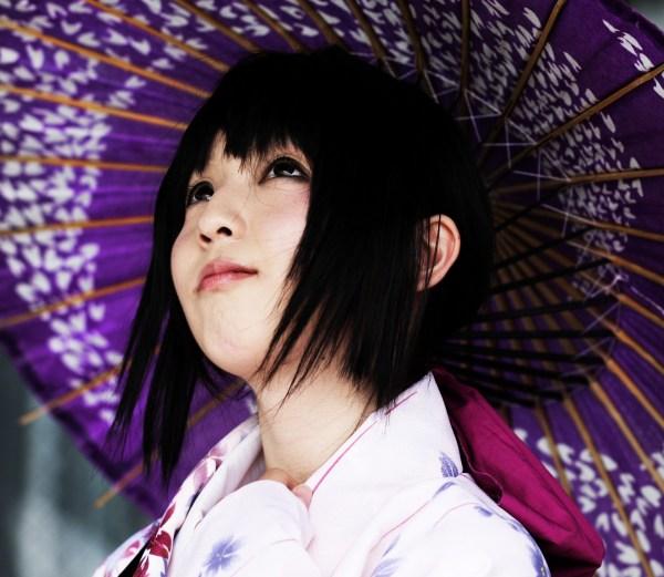 Image: Japanese girl, Japan :: 85 mm, fstop 2.8, 1\\250