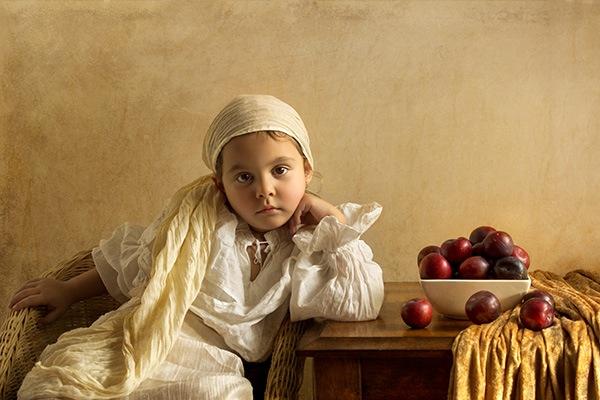 Interview with Fine Art Portrait Photographer Bill Gekas