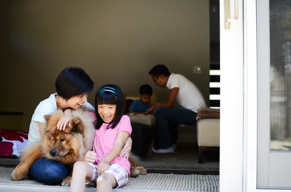 Annie Tao Photography Photographing Shy Children comfort