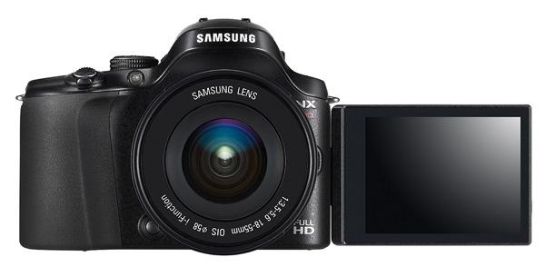 Samsung NX20 lcd