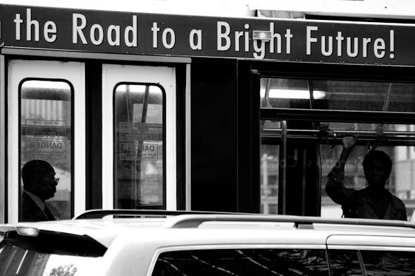 The Road to a Bright Future