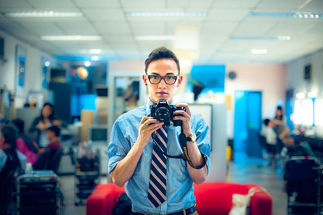 19 More Creative Mirror Self Portraits