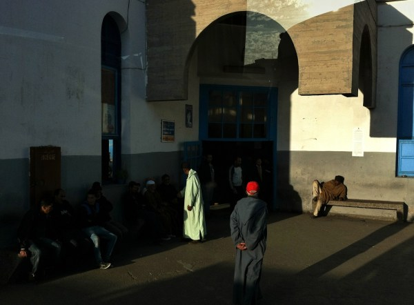 Image: Essaouira Station, Morocco