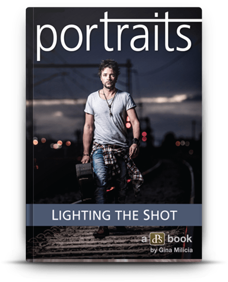 Last Chance to Save 25% on our Portrait Lighting eBook [and Go into the Draw for a $1000 Prize]
