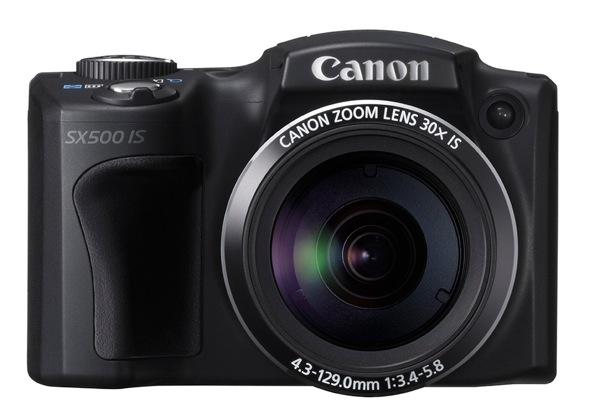 Canon Powershot SX500 IS 2