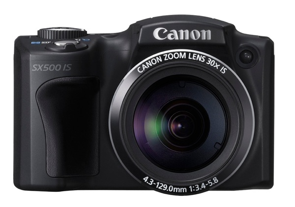 Canon Powershot SX500 IS 2