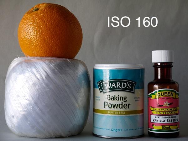Panasonic DMC GF5 ISO 160