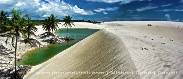 oasis - ceara state brazil