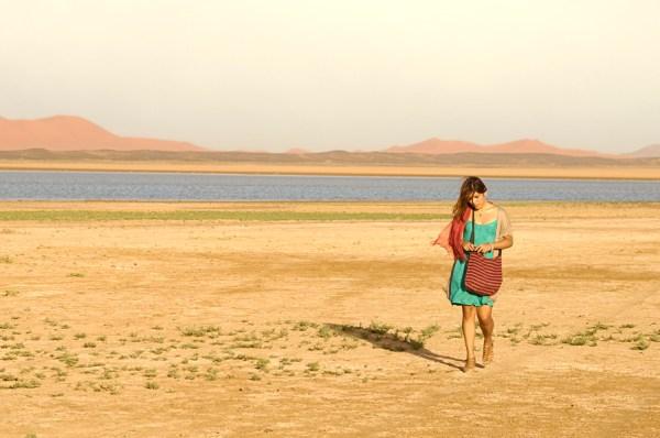 Image: Sahara Sand Storms