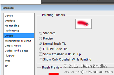 Photoshop setup preferences3
