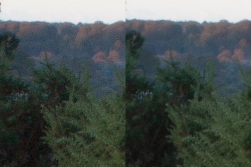 Expose to the right comparison image 3