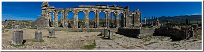 WindowsLiveWriterPhotoOfTheDayVolubilisPanoramaMorocco_8380Volubilis-Columns_3
