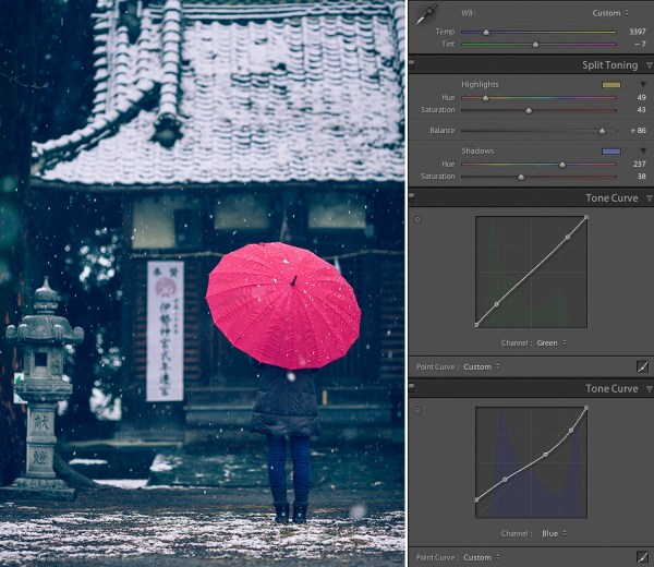 Creative Color Processing (Part 3/3 – Tone Curve)