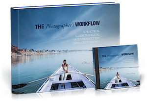Save 33% on 'The Photographers Workflow' by Gavin Gough