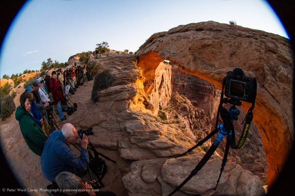 How I Shot And Edited It - Mesa Arch At Sunrise