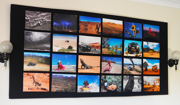 Photo Project - Why You Should Create a Photo Inspiration Corkboard
