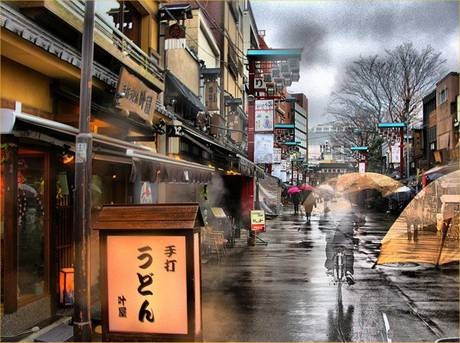 Travel Photography Inspiration Project: Japan