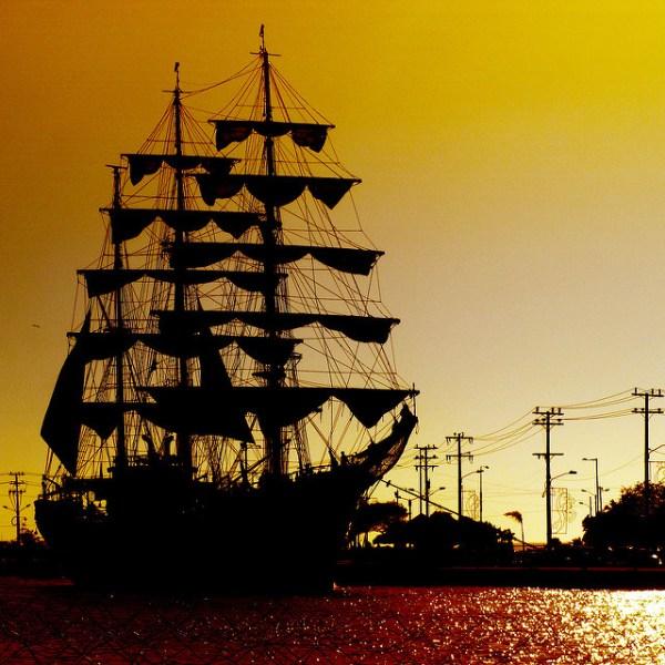 "Colombian Training Ship ARC ""Gloria"""