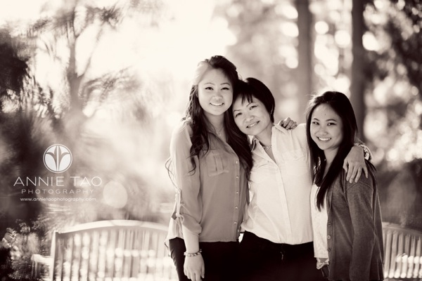 Annie Tao Photography San Francisco Bay Area lifestyle photography mom with her adult daughters