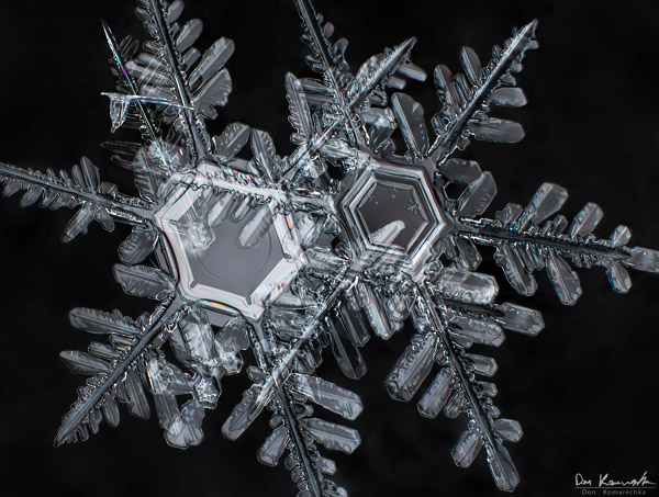 How to Photograph Snowflakes 2