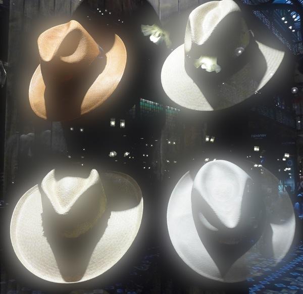 Strand arcade hats Bloom
