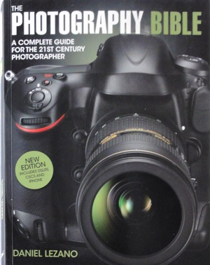 The Photography Bible cover