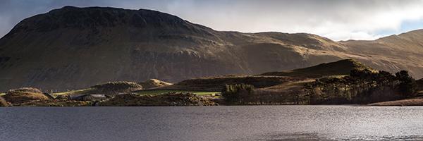 Telephoto Landscapes - Panorama