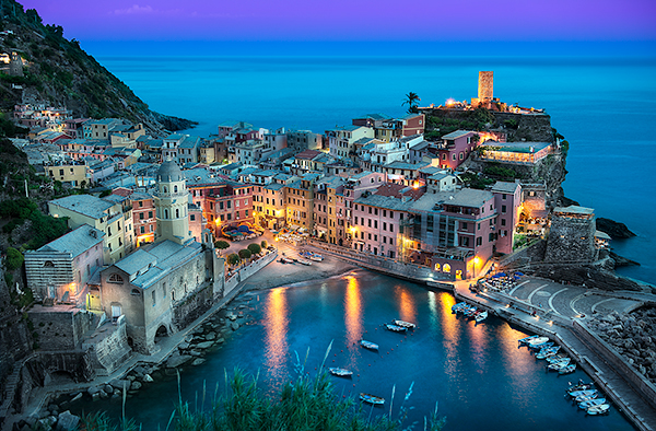 Photography Bucket List - Cinque Terre, Italy