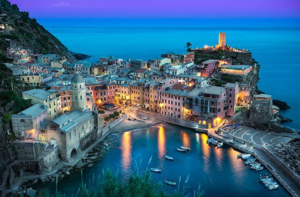 Photography Bucket List Cinque Terre Italy