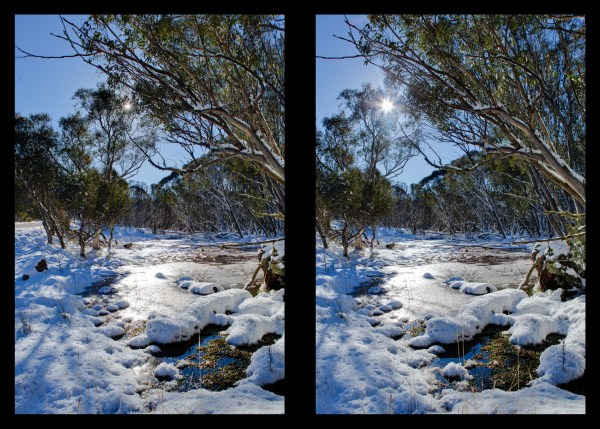 DIY 3D Stereoscopic photography - Guitar and Beyond