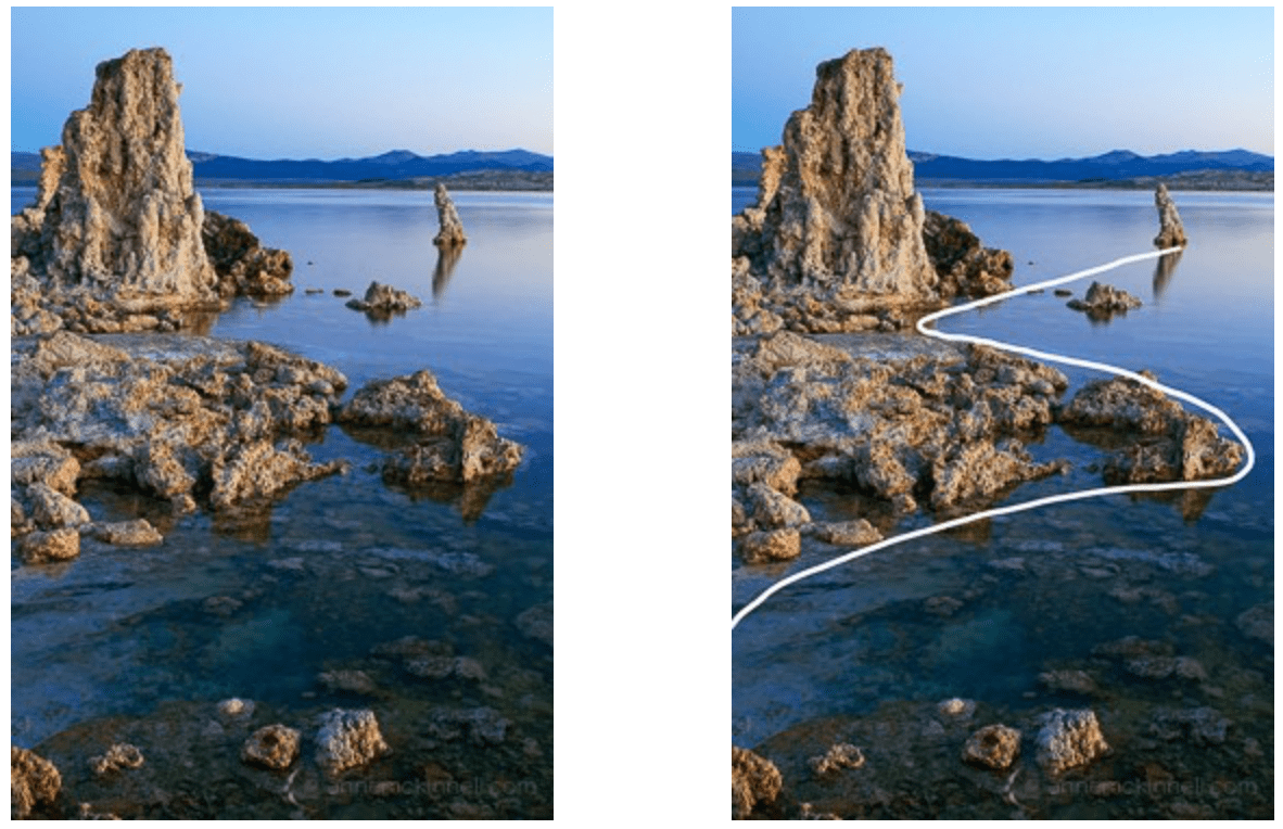 How to Create Compelling Compositions with Curves