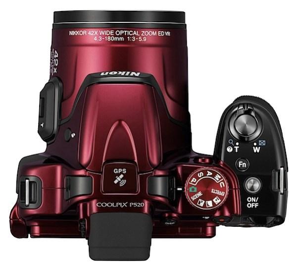 Nikon Coolpix P520 top.jpg