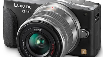 Panasonic Lumix DMC-GF6 Review