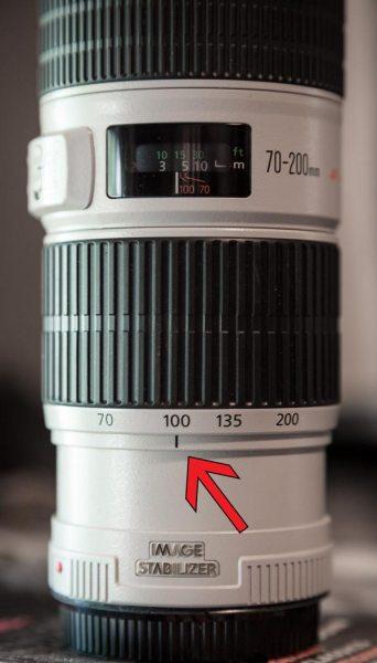 焦距-600px的