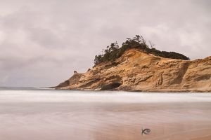 Cape Kiwanda, Oregon, by Anne McKinnell