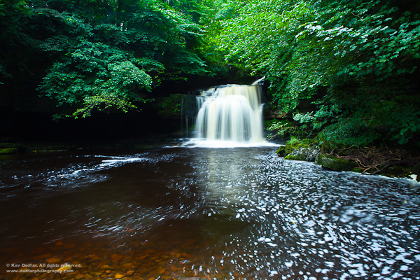 Photographing waterfalls 4