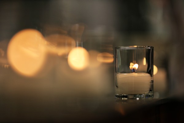 I was standing in a dining room at the holidays last year and decided to try the 15 foot circle. This was a line of candles on a fireplace mantle. EOS-1D X with EF 70-200 f/2.8L IS II. ISO 400, 1/250, f/2.8.