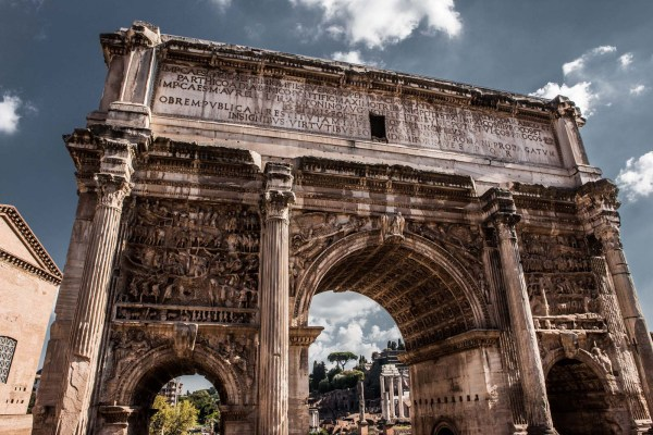 After - Using 'Rome' in the JamesB Travel Preset collection