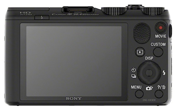 Sony Cyber-Shot DSC-HX50V Rear.jpg
