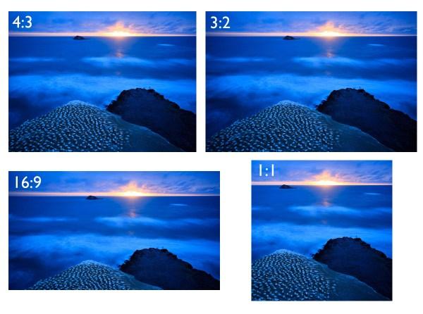 Proporção da fotografia: o que é e por que é importante?