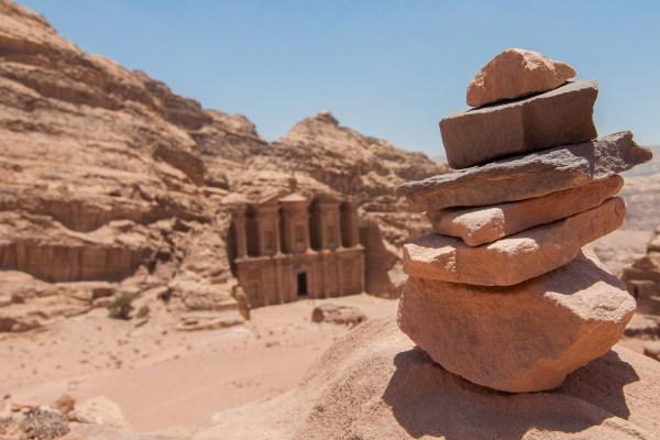 Nikon D90 Petra, Jordan