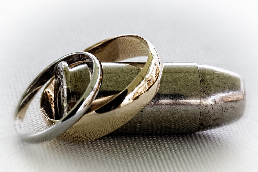 Army Wedding Rings 0 Simple