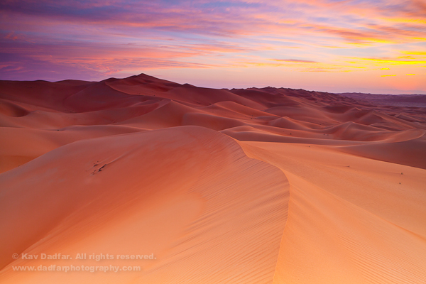 Photographing The Desert 1
