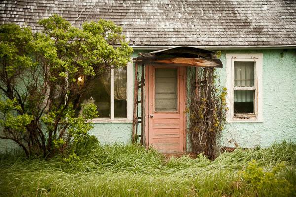 The Cooper Homestead farmhouse