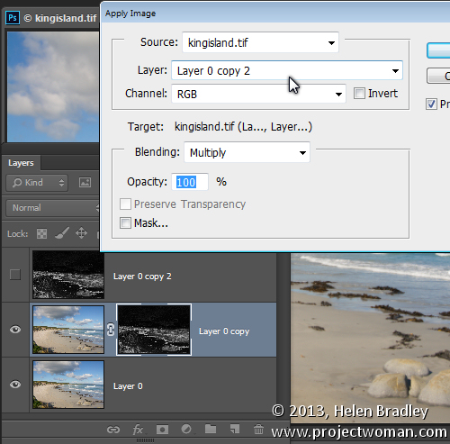 How to Sharpen Image Edges in Photoshop 5