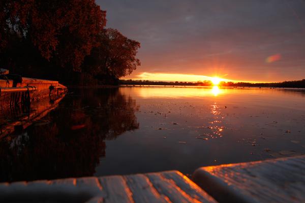 McEnaney sunrise sunflare